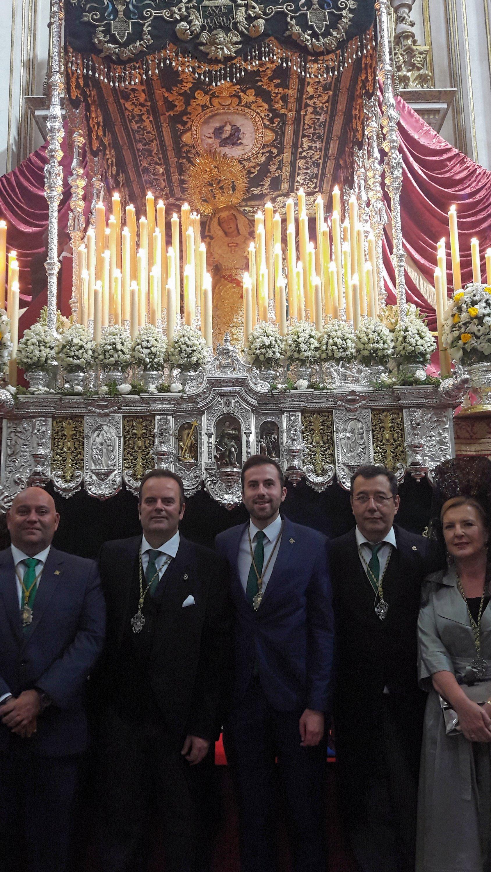 Coronación Canónica y Pontifícia de Nuestra Señora de la Esperanza de Granada